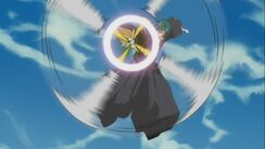 Oko-yushima-spining-blade