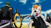 Ichigo regresa a la normalidad
