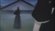 Kira watches Kibune