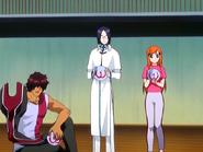 O24 Orihime, Uryu i Sado trenują z Reishukaku
