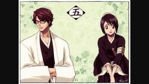 Ichirin no Hana - Aizen Sosuke and Momo Hinamori (Bleach Concept Cover)