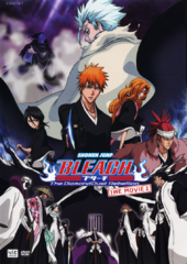 Bleach The DiamondDust Rebellion Viz Cover