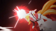 Hollow Ichigo firing cero episode 7 SR