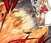 Mera Exhalando Fuego