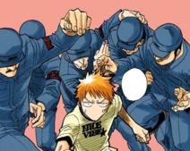 29Ichigo is surrounded