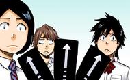 546Tatsuki, Keigo, and Mizuiro are given