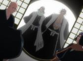 Byakuya et Kenpachi arrivent pour ramener l'équipe de Toshiro Hitsugaya-0