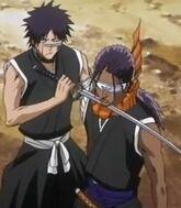 Hisagi y tosen