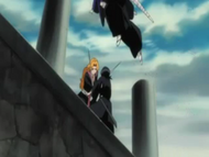 Rangiku And Rukia Clash