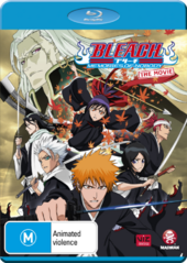 Bleach Memories of Nobody Blu-Ray Cover
