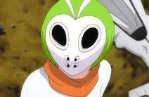 Kuna Mashiru mask