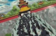 Gotei 13 vs. Kasumioji Clan