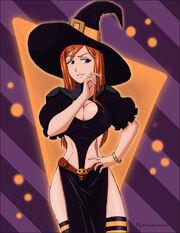 Orihime halloween by eguiamike-d31xfbi