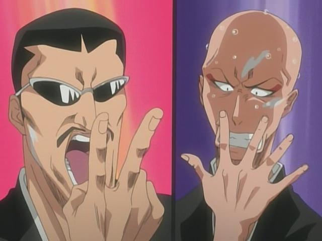 Resultado de imagen para piedra papel o tijera anime