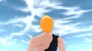 Ichigo defeats Aizen episode 14 SR