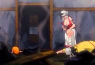 O23 Kukaku rozgramia Ganju i Ichigo