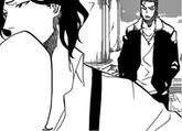 Tsukishima and Ginjo arrive