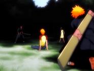 O8 Ichigo walczy z Eikichiro na oczach Kona i Rukii