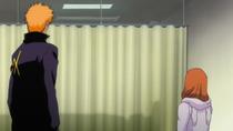 Ichigo visita a uryu