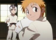 Młody Ichigo