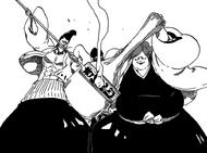 R604 Tenjiro i Kirio bronią Nimaiyę