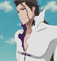 Aizen Fase 2 by Vasto Lord