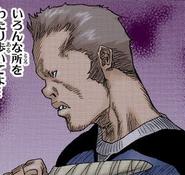 11Shrieker's Human form