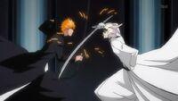 Ichigo vs Ulquiorra - Round 2
