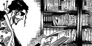 R523 Shunsui czyta