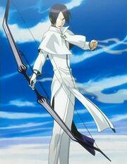 Uryu Ishida y su Arco