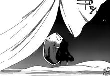 Yhwach apuñala al Rey Espíritu