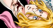 552Rangiku is wounded