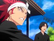 O21 Renji i Rikichi dostają sygnał o intruzach