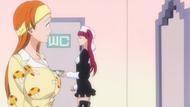 Riruka and Orihime in the room