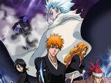 Bleach: The DiamondDust Rebellion, Another Hyōrinmaru (Novela)