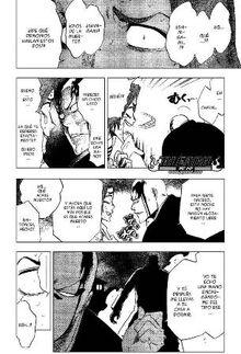 Ikkaku se le plantea un trato a keigo