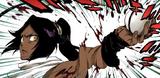 619Yoruichi's arm is warped