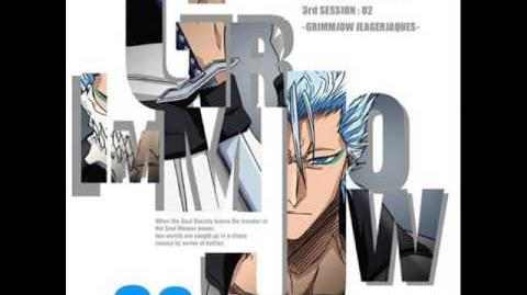 Bleach Beat Collection - Grimmjow - SIX Feelings
