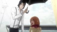 Orihime's flashback with Tsukishima