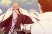 Yamamoto menangkap Aizen