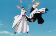 292Hitsugaya and Aizen clash