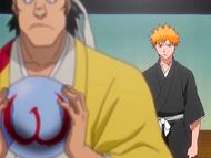 O24 Ganju uczy Ichigo