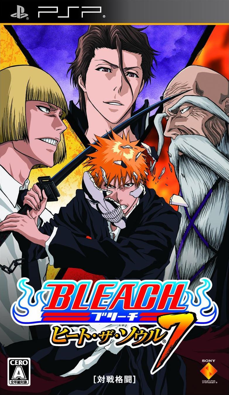 Bleach heat soul 7 iso free download sevenad.
