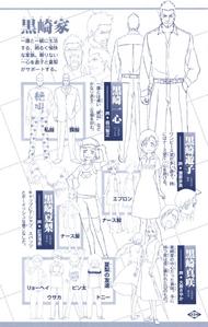 Kurosaki Family Sketches, VIBEs
