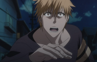Ichigo Runs from Tsukishima