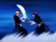 O16 Ichigo walczy z Renjim