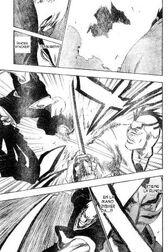 Ikkaku logra sorprender a Liones