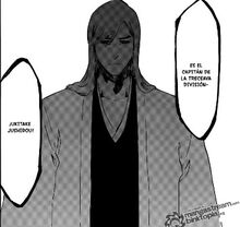 Kugo le dice a Ichigo quien esta detras de todo