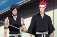 265Hisagi and Renji discuss