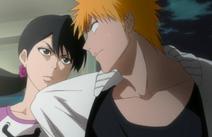 Ikumi e Ichigo